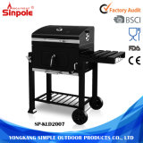 Commercial BBQ Charcoal Grill Outdoor Mulit-Function Backyard Grill BBQ