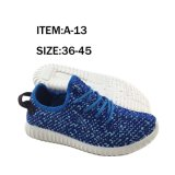 Latest Design Fly Woven Shoes Sport Shoes Running Shoes (A-13)