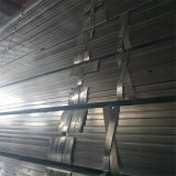 ERW Pre Galvanized Carbon Steel Hollow Section Rectangular Pipe Manufacturer Material Bending ASTM A500 & En 10219