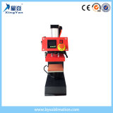 Pneumatic Single Stations Heat Press Machine with Ce Testing