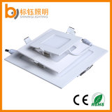 24W Home Kitchen Lighting 90% Energy Saving Square and Round Ceiling Panel Light
