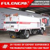 Fulongma Dongfeng HOWO Isuzu Man Road Sweeper Truck for Sale