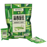 2020 Hot Sale Canned Bean Roasted Fried Garlic Green Peas Healthy Snack Foods