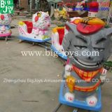 Cheap Animal Amusement Park Trains Electric Kids Train Rides (BJ-ET0420)
