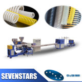High Quality of PVC spiral Hose Pipe Machine with Price/PVC Reinforced Pipe Extrusion/PVC Tube Pipe Manufacturing