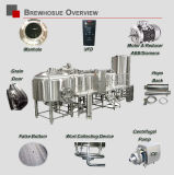 Mirror Polish Stainless Steel Micro Brewery Materials