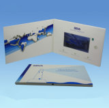 Custom Design Business LCD 2.4/4.3/5/7inch Video Brochure Cards