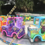 New Entertainment Rides Children Games Mini Shuttle Children Climbing Mountain Car
