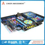 Cheer Amusement 1000sqm Indoor Sports Adults Fun Park Commercial Trampoline Park Equipment for Indoor Playground