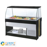 Restaurant Sliding Door Sandwich Deli Salad Bar