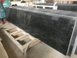 Angola Black Granite for Flooring/Wall Cladding/Stairs/Steps/Pool Coping Stone Tile Paving