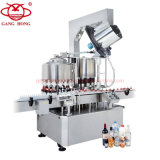 Automatic Liquid Condiment White Vinegar Edible Oil Tomato Sauce Honey Shampoo Cleaning Detergenproduction Line Ketchup Processing Machine Sauce Filling Machine