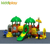 Cheap Hot Sale Fairy Tale Castle Plastic Slide Series Outdoor Playground