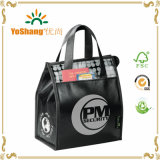 Laminated Non Woven Bag PP Shopping Bag with Zipper