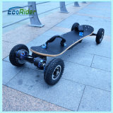 High Speed off Road Electric Skateboard 30km/H 1800 Watt