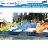Water Park Plastic Slide Water Funny Games (M11-04901)