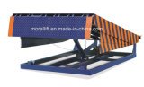 Stationary Hydraulic Warehouse Truck Unloading Ramp