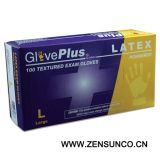 Gloveplus Latex Powdered Exam Gloves