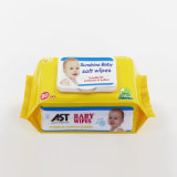 Professional Cheap Baby Wipes 80PCS Baby Wet Wipes