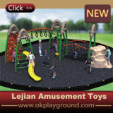 Cheap Recreational Commercial Outdoor Playground (MP1407-9)