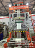 High Speed ABA Three Layers Co-Extrusion Film Blowing Machine