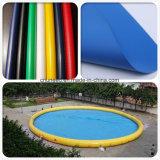 Wholesale Printing Swimming Pool PVC Laminated/Coated Tarpaulin