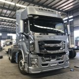 China Factory Sales 35cbm 45cbm 55cbm Fuel Transport Semitrailer with Tractor Head