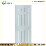 820*2050*3mm White Primer MDF HDF Moulded Door Skin Panel Interior Wooden Door