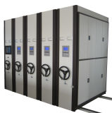 Storage Furniture Use Professional Mobile Cabinet Metal Movable Archive Mass Shelf Compactor