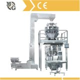 Wafer Cubes Filling Packing Machine with Mulithead Weigher