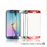 Full Screen 3D Surface Plating Tempering Screen Protector for Samsung S6 Edge