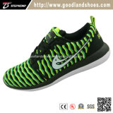 Men′s Flyknit Unper & Phylon Outsole Runing Shoes with Factory Price 20086-1