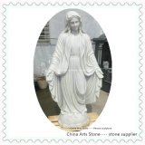Pure White Marble/ Onxy Statue Sculpture for Garden