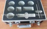 Aluminum Alloy Case with Cut-out Foam / Sponge Foam Insert