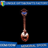 Factor Price OEM Design Metal Souvenir Spoon with High Quality