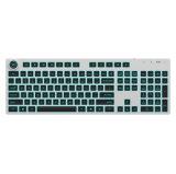 RGB Shiny Modular Structure Keyboard
