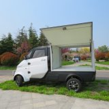 EEC City Logistics Electric Transportation Cargo Car Electric Vehicle with 2hours Fast Charging