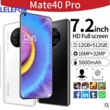 "Factory Direct 7.2 ""8 + 256g Mate 40 PRO Mobile Phone"