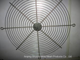 Industrial Fan Cover Welded Metal Wire Fan Finger Guard