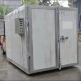 Electric Batch Powder Coating Oven