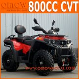 Street Legal Euro 4 EEC 800cc 4X4 Quad