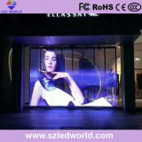 The Good Effect Advertising Equipment Transparent LED Display for Shopping Mall Using