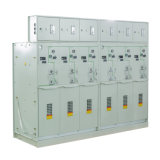 High-Voltage Gas Insulated Electrical Metal-Clad Switchgear