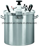 Stainless Steel Pressure Cooker with Induction Bottom ET-DYG-50F