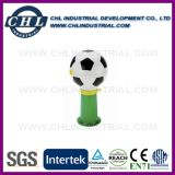 Portable Mini Football Shaped Cheering Horn for Football Fans