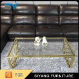Living Room Furniture Modern Glass Table High Gloss Coffee Table