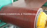 Dx51d Z100 PPGI Pre-Painted Corrugated Steel Sheet for Roofing