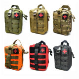 Wholesale Nylon Outdoor Hunting Military Tactical Medical First Aid Pouch Bag