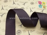 Stock Fake Nylon Herringbone Webbing for Bag Accessories Strap