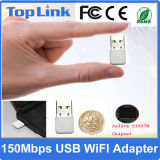 Low Cost Mini 150Mbps USB Wireless Network Card with Ce FCC Support Soft Ap Mode